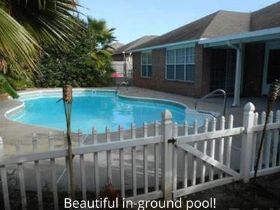 Photo for Home near Perdido keys with pool in Pensacola