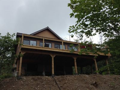 Photo for New Cottage on Quirk Lake, Elliot Lake, Ontario