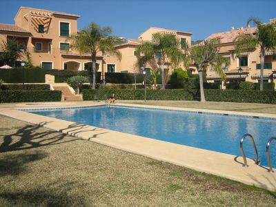 Photo for Javea, 3 bedroom Holiday Apartment, pool