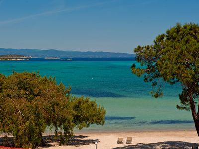 Photo for Halkidiki, Sithonia, Cosy, Ideal, Family Loft Apartment,  with Sea view