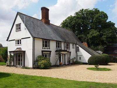 Photo for Built in 1508, Grade 2 listed Suffolk Farmhouse Sleeps Up To 16