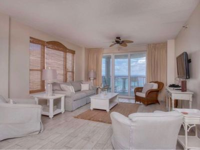 Photo for FABULOUS 3B/3B Navarre Beachfront Beach Colony Clean Sleeps 8 w/ Chairs&Umbrella
