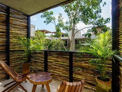 Photo for NEW PH 1bdr/3PPL @SukHa w/Private ROOFTOP + 2 POOLS!!
