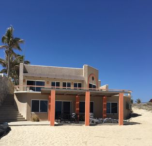 Photo for Quiet Beach Front Casita-