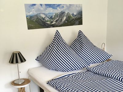 Photo for Modern family apartment with balcony and mountain view (36sqm, up to 4 people)
