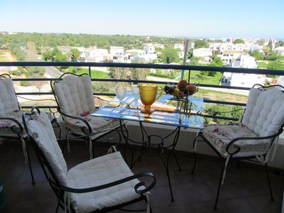 Photo for Beautiful 2 bedroom luxury apartment  with private terraces with sea views