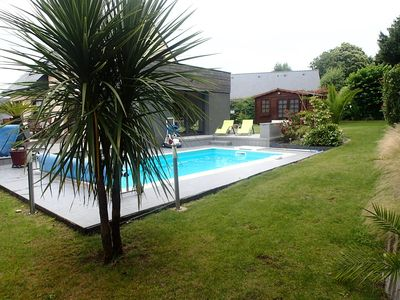 Photo for Plenitude Bretonne heated pool, jacuzzi, sauna, gym.