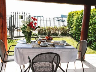 Photo for Holiday house San Felice del Benaco for 2 - 4 persons with 1 bedroom - Holiday house