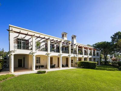 Photo for Quinta do Lago Apartment, Sleeps 4 with Air Con and WiFi