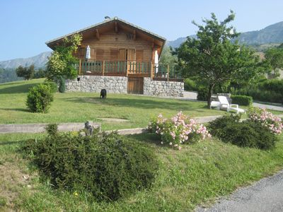 Photo for Chalet Le Serre