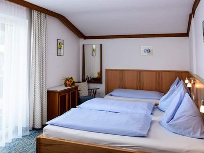 Photo for Triple room with shower or bath Bathroom, toilet - Eschenhof, guesthouse
