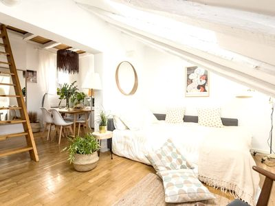 Photo for Apartment with one bedroom in Madrid