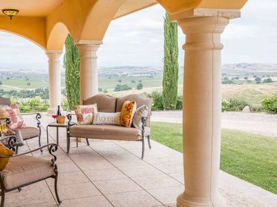Photo for Indulge in a one of a kind experience combining two vineyard estates.