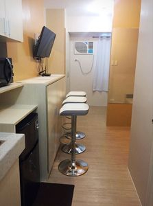 Photo for Fully Furnished Studio Unit w/ Wifi & Cable