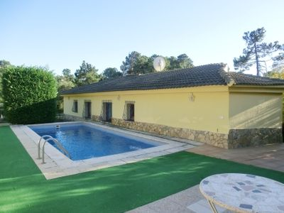 Photo for 5 bedroom Villa, sleeps 9 in Lloret de Mar with Pool and WiFi