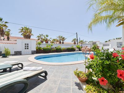 Photo for Apartment Villa Sandra Typ 2  in Palm - Mar, Tenerife - 2 persons, 1 bedroom