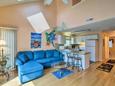 Photo for Myrtle Beach Condo w/ Pool Access, 2 Mi to Beach!