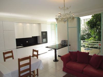 Photo for Large 2 Bedroom on Victor Hugo in Nice, France