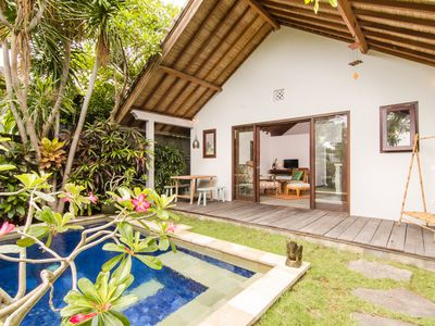 Photo for Romantic Dream Villa  3min Seminyak
