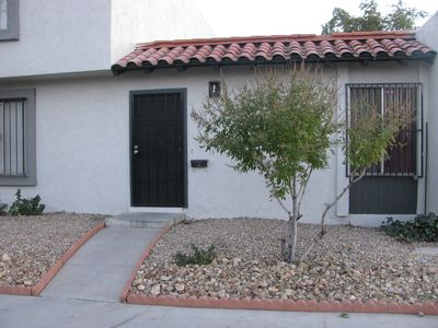 Photo for Vegas Cosy Get-away,  Near all Amenities. Furnished For 2/3 guests for long sta