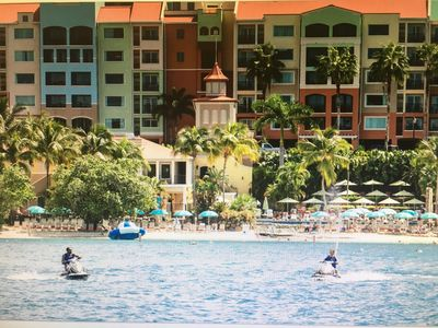 Photo for Beautiful - Two bedroom timeshare - Marriott Frenchman's Cove, St. Thomas