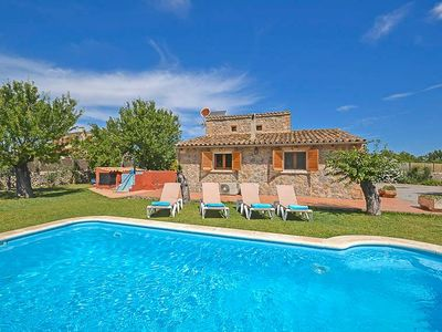 Photo for OFFER 3% on all travel dates 2018/19 bookable until 1. July WIFI, A / C, POOL,