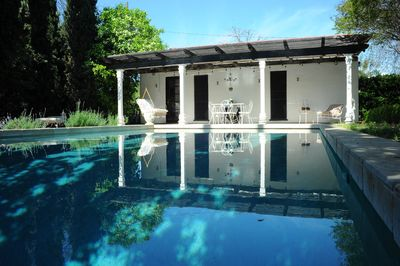 Come enjoy the summer in sunny California. The guest house awaits you!
