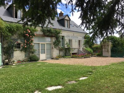 Photo for Charming cottage 3 stars between Chenonceaux and Beauval