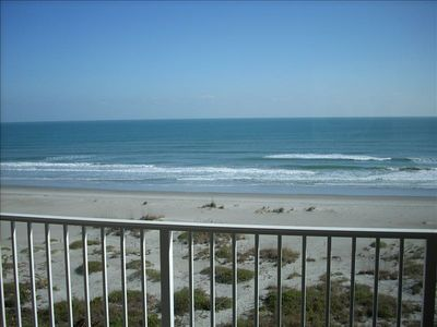 Relax on your balcony and enjoy this stunning Direct Ocean View!