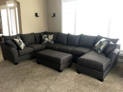 sectional room groups beautiful upscale home beach access ocea vrbo