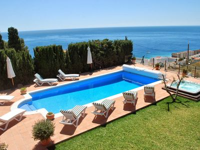 Photo for Luxury 7 Bedroom Villa With Private Swimming Pool And Stunning Views!