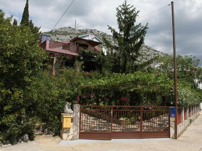 Photo for Apartment in Starigrad (Paklenica), capacity 4+0