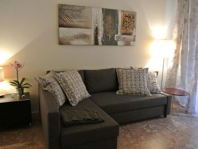 Photo for Residenza Roccamagiore Lana apartment in Verona with WiFi & air conditioning.