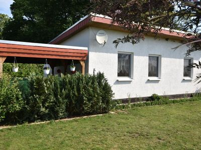 Photo for Charming Bungalow in Boiensdorf Near Beach