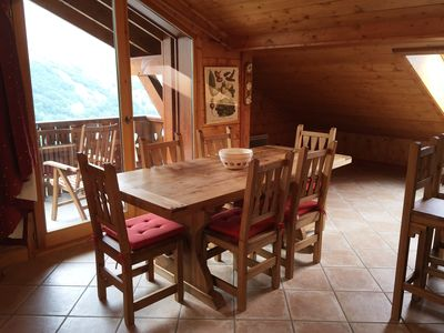 Photo for New, rare, and comfortable apart for 7 -128 sq.m - at the foot of the ski runs