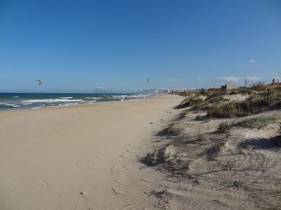 Photo for YOUR HOLYDAYS IN THE SUN --> GANDIA BEACH - SPAIN