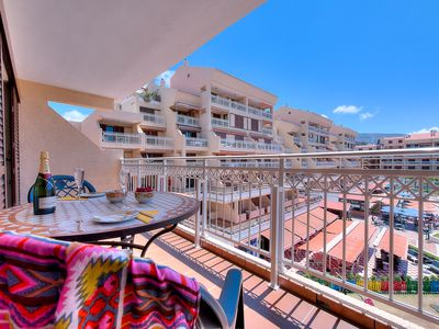 Photo for LOVELY 2 BEDROOMED APARTMENT IN THE BEST LOCATION OF THE SOUTH OF TENERIFE
