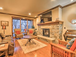 NEU 4BR Red Lodge Townhome