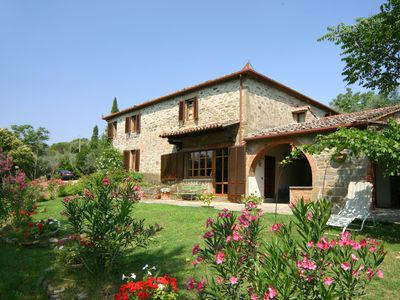 Photo for Villa in Il Borgo with 5 bedrooms sleeps 10