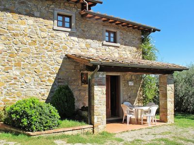 Photo for Vacation home Casa Claudia (MSV150) in Monte San Savino - 6 persons, 2 bedrooms