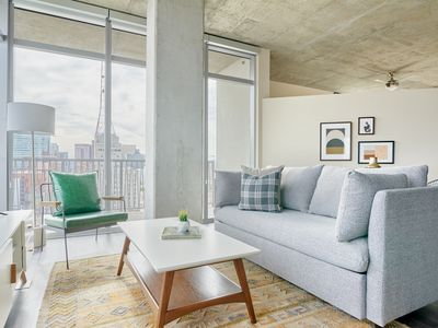 Photo for Sonder | Great for Remote Work | 2BR + Balcony
