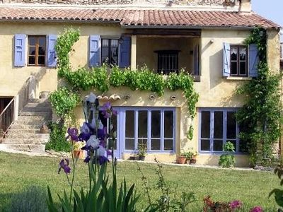 Photo for Stone farmhouse in Banon in Haute Provence Luberon