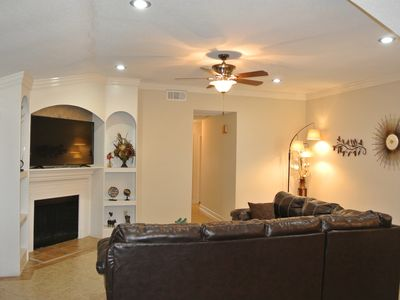Photo for Beautiful Newly Remodeled Spacious Home. 4BR/2BA/2King+3Queen/Classy+Very Comfy!
