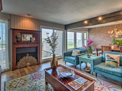 Photo for Updated Horseshoe Bay Condo w/ Lake LBJ Views!