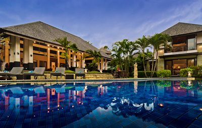 Photo for 5-6 Bed Large Pool Villa near Seminyak - Villa Menari Bali. Ideal for families