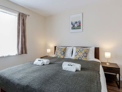 Photo for House near Barking station, 30 mins to London. Parking paid. Close to amenities.