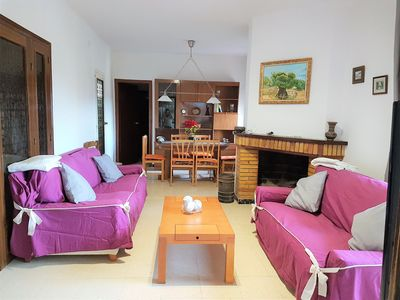 Photo for Spacious rural apartment with wifi ideal for families or groups