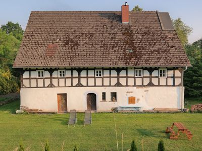 Photo for Baker's cottage- 200-yr old Farmhouse close to Jelenia Góra sleeps up to 8
