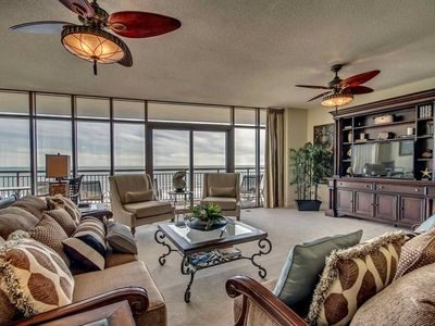 Photo for Beautiful 3rd Floor Oceanfront Condo in North Beach Plantation
