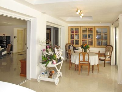 Photo for 3 bedroom Villa, sleeps 6 in Les Maillans with Pool and WiFi